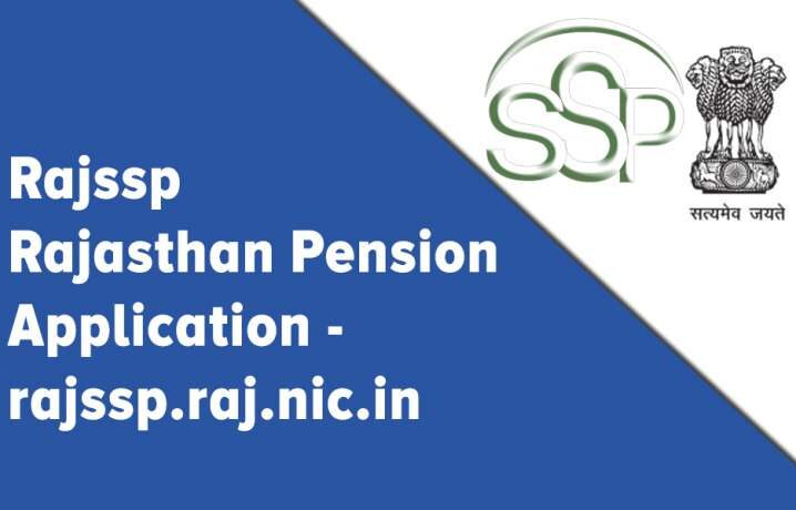 SOCIAL SECURITY PENSION SCHEME RAJASTHAN 2021