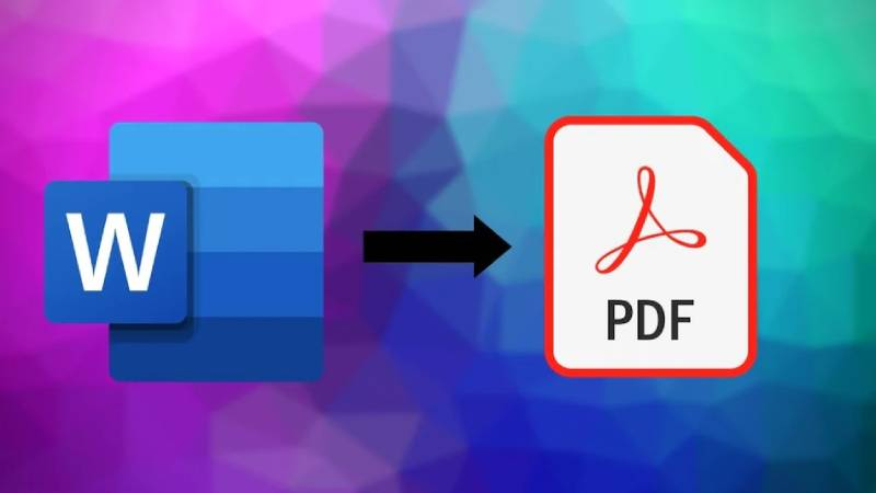 Office Talk: 7 Reasons Why You Should Convert Word to PDF